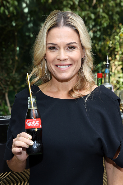 Weekend Activities「GOLD MEETS GOLDEN: The 5th Anniversary Refreshed by Coca-Cola, Globes Weekend Gets Sporty with Athletic Royalty」:写真・画像(3)[壁紙.com]