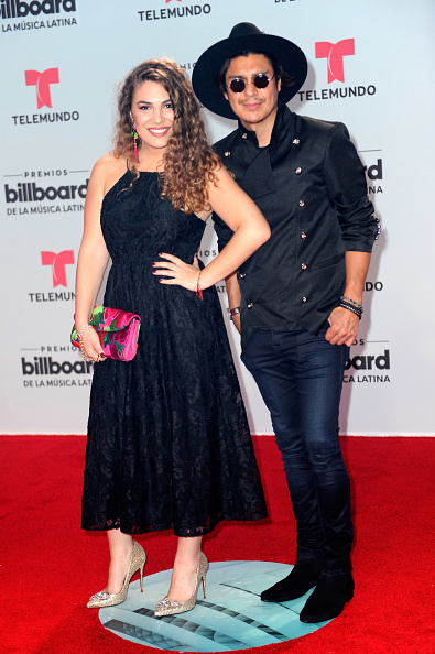 Multi Colored Purse「Billboard Latin Music Awards - Arrivals」:写真・画像(11)[壁紙.com]