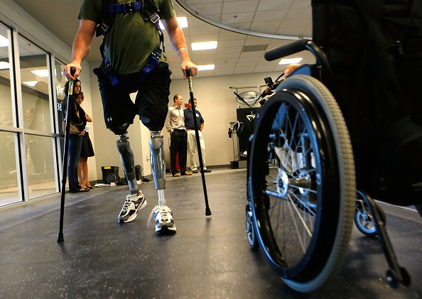 New「Walter Reed To Open Training Center For Amputees」:写真・画像(6)[壁紙.com]