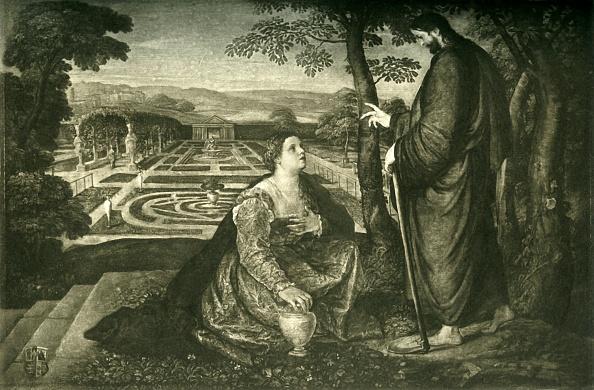 Mary Magdalene「Noli Me Tangere」:写真・画像(3)[壁紙.com]