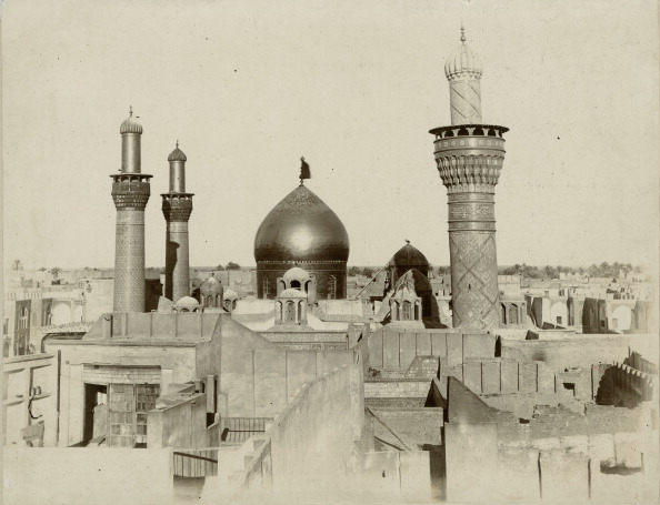 Shrine「Imam Husayn Shrine」:写真・画像(1)[壁紙.com]