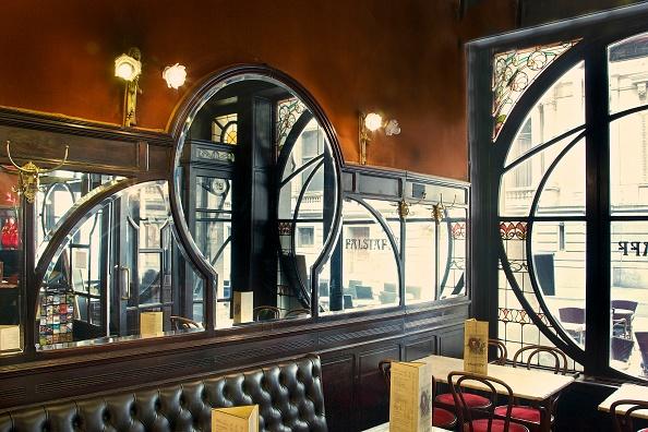 Wood - Material「Taverne-Restaurant Falstaff」:写真・画像(16)[壁紙.com]