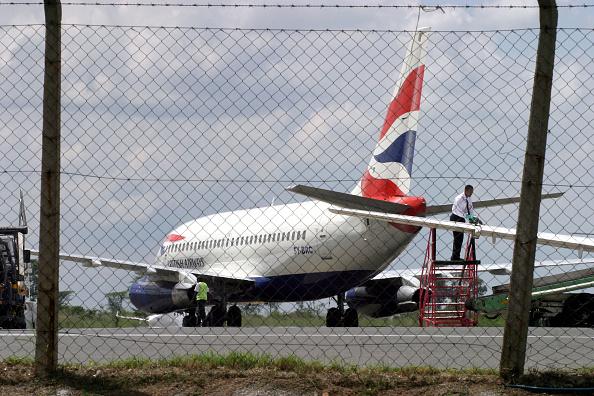 Nairobi「British Airways Cancels Flights To Kenya For Security Reasons」:写真・画像(6)[壁紙.com]