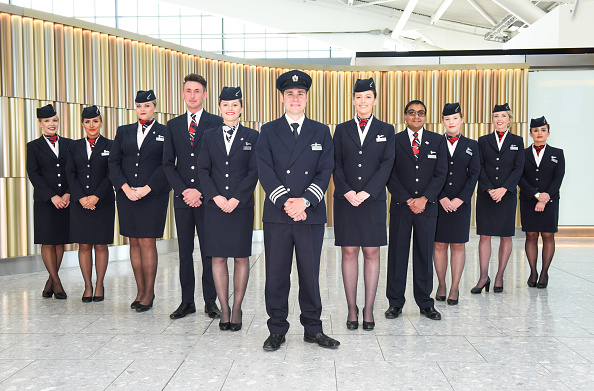 Crew「British Airways Celebrates The Royal Wedding」:写真・画像(14)[壁紙.com]