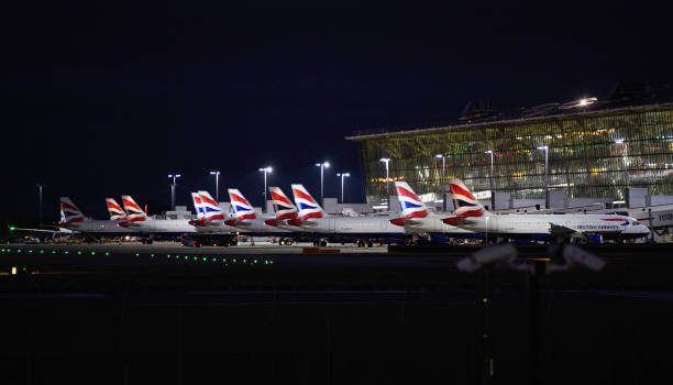 Climate Activists Attempt To Disrupt Heathrow Flights With Drones:ニュース(壁紙.com)