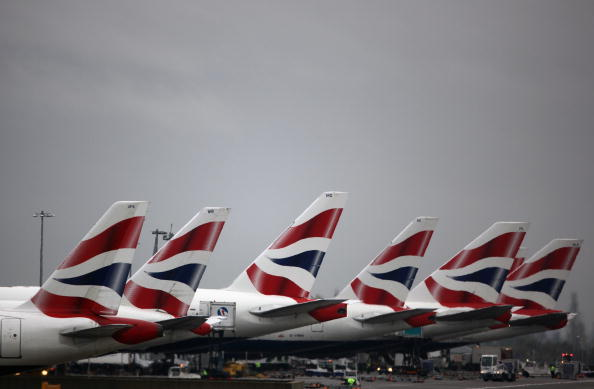 British Airways「Plans For British Airways And Iberia Merger Are Announced」:写真・画像(11)[壁紙.com]