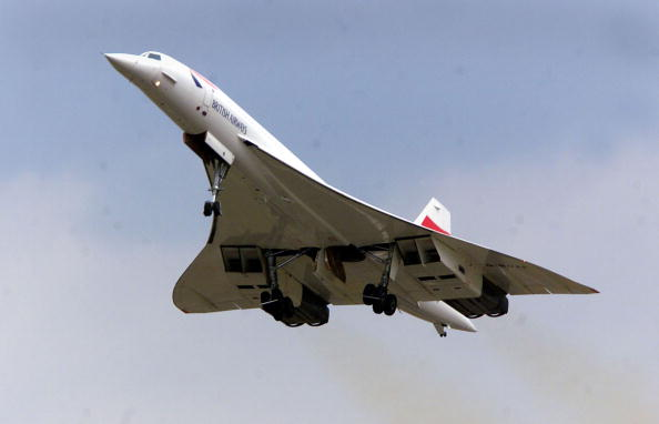 Mid-Air「First Concorde Flight for Twelve Months」:写真・画像(19)[壁紙.com]