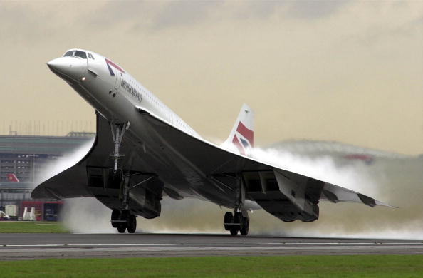 飛行機「Concorde To Discontinue Flights」:写真・画像(7)[壁紙.com]