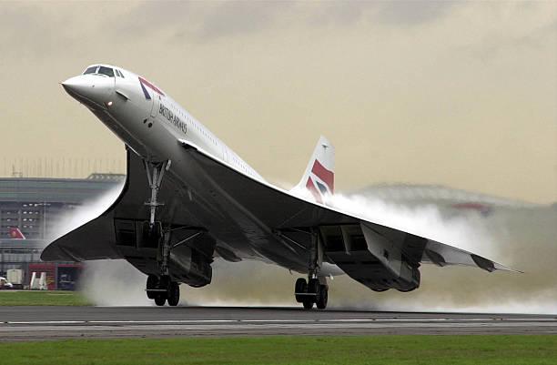 Concorde To Discontinue Flights:ニュース(壁紙.com)