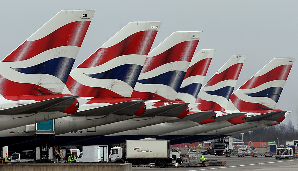British Airways「BA Cabin Crew To Strike As Talks Collapse」:写真・画像(2)[壁紙.com]
