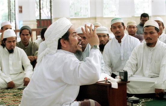 Preacher「Indonesias Muslim Militant Leader Jafar Umar Thalib」:写真・画像(9)[壁紙.com]