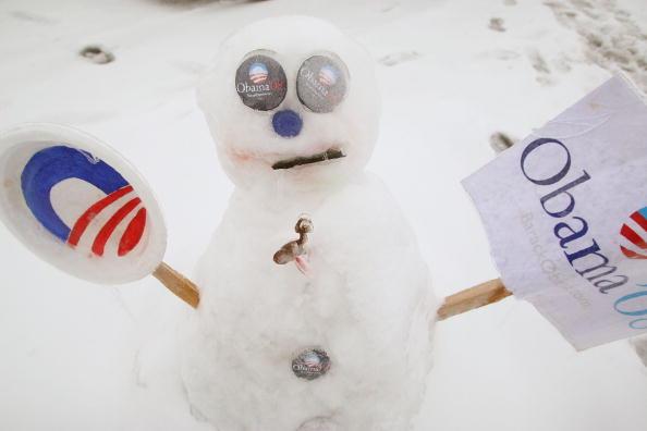 雪だるま「Major Ice Storms Pound Midwest」:写真・画像(0)[壁紙.com]