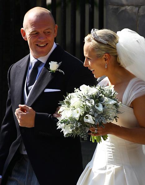 Bouquet「Zara Phillips Marries Mike Tindall In Edinburgh」:写真・画像(16)[壁紙.com]