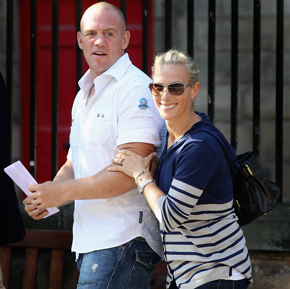 Rehearsal「Zara Phillips And Mike Tindall - Royal Wedding Rehearsal」:写真・画像(13)[壁紙.com]