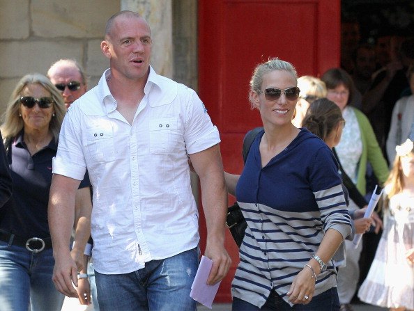 Ring - Jewelry「Zara Phillips And Mike Tindall - Royal Wedding Rehearsal」:写真・画像(7)[壁紙.com]