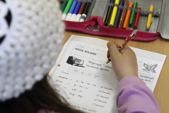 Writing「Turkish Schools In Germany」:写真・画像(8)[壁紙.com]