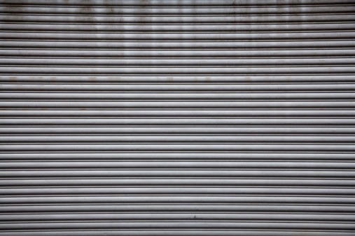 Corrugated Iron「Rolled Steel Shutter Door」:スマホ壁紙(2)