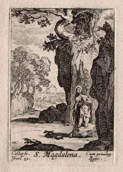 Etching「Les Penitents: St. Madeleine Repentante. Creator: Jacques Callot (French」:写真・画像(18)[壁紙.com]
