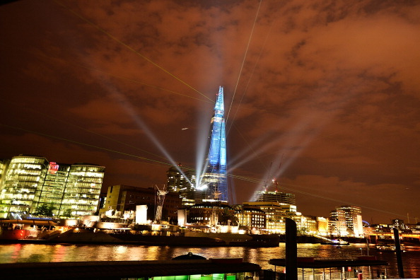 Shard London Bridge「The Shard, Europe's Largest Building Is Unveiled After Completion Of It's Exterior」:写真・画像(19)[壁紙.com]