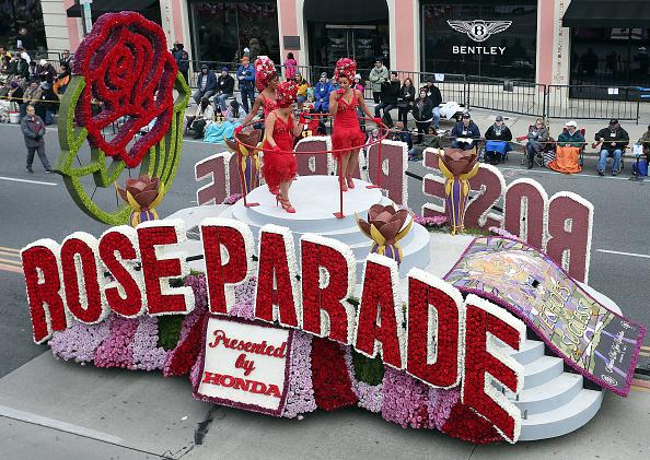 Pasadena - California「128th Tournament Of Roses Parade Presented By Honda」:写真・画像(16)[壁紙.com]