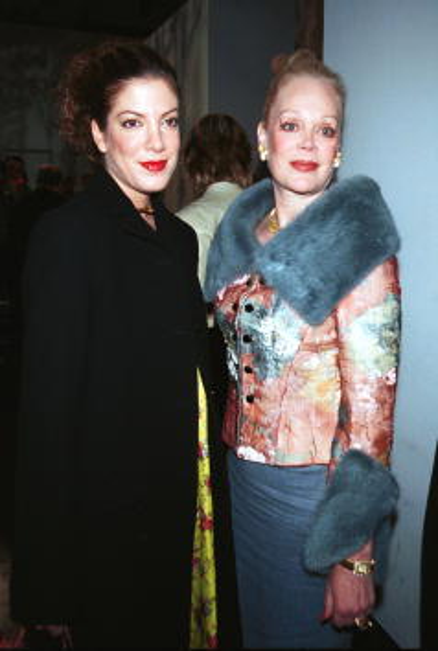 Sweet Food「Diane Von Furstenberg Fashion Show 2001」:写真・画像(13)[壁紙.com]