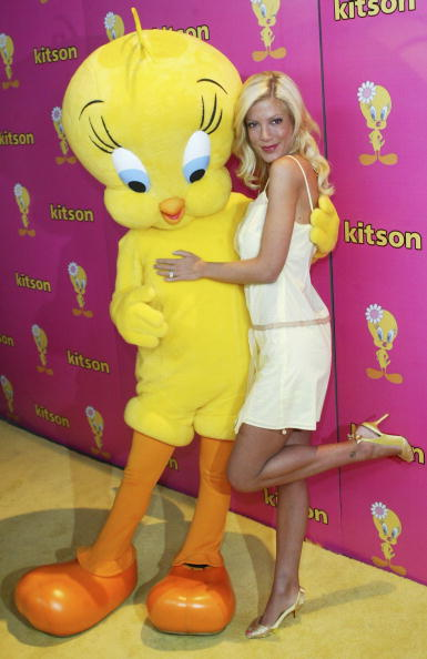 Yellow「Tweety Launch Party - Arrivals」:写真・画像(12)[壁紙.com]