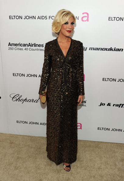 Larry Busacca「19th Annual Elton John AIDS Foundation Academy Awards Viewing Party - Red Carpet」:写真・画像(3)[壁紙.com]