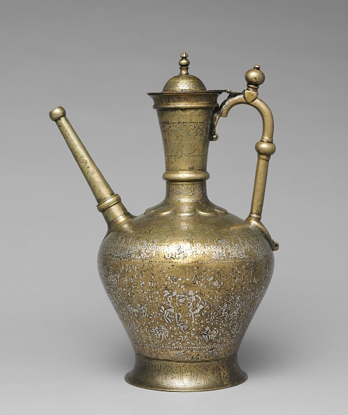 Circa 13th Century「Luxury Ewer Extending Good Fortune To The Owner」:写真・画像(1)[壁紙.com]