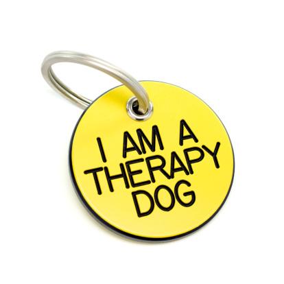 Label「Therapy dog tag」:スマホ壁紙(11)