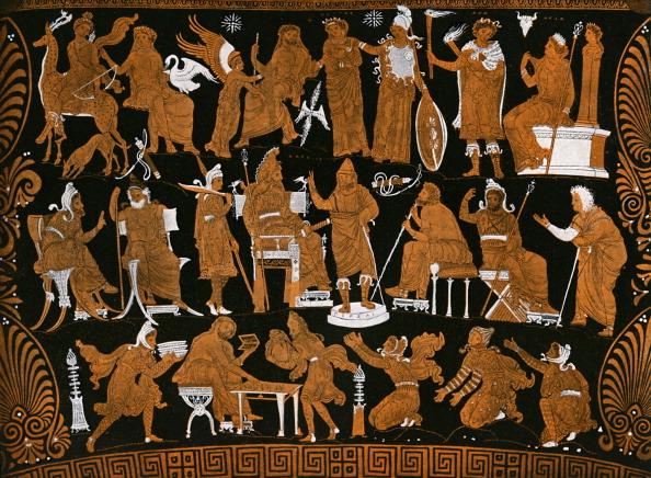 Politics「The war council of Darius」:写真・画像(13)[壁紙.com]