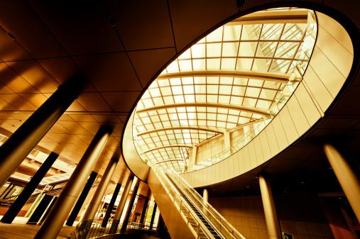 Japan「東京の現代建築」:スマホ壁紙(4)