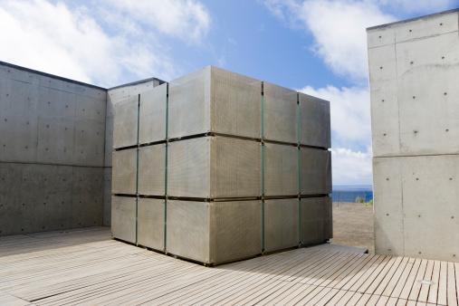 Atlantic Islands「Modern Architecture Lighthouse Cube」:スマホ壁紙(16)