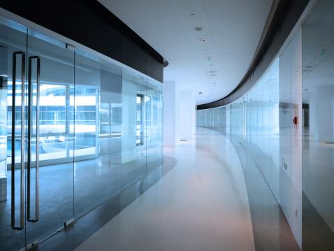 Footpath「modern architecture corridor」:スマホ壁紙(18)