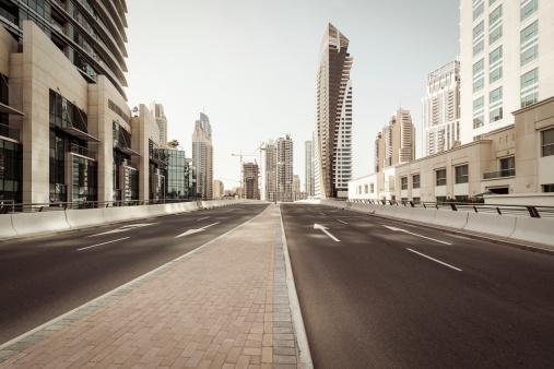 City Street「Modern Architecture」:スマホ壁紙(9)