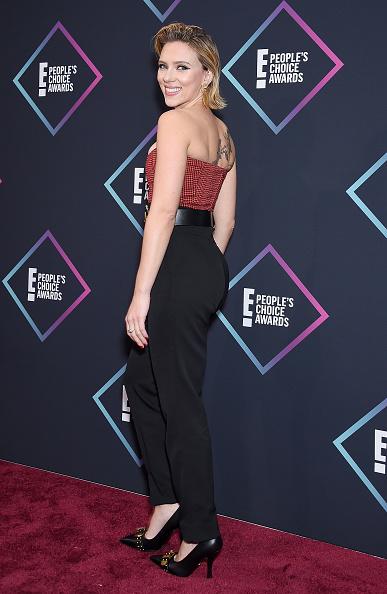 Alternative Pose「People's Choice Awards 2018 - Press Room」:写真・画像(10)[壁紙.com]