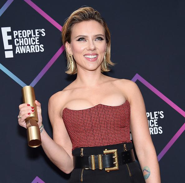 ピープルズ・チョイス・アワード「People's Choice Awards 2018 - Press Room」:写真・画像(18)[壁紙.com]