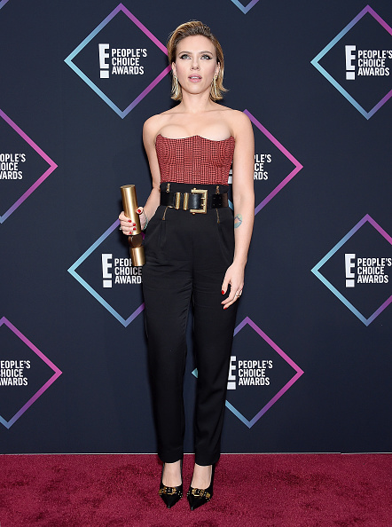 Belt「People's Choice Awards 2018 - Press Room」:写真・画像(1)[壁紙.com]