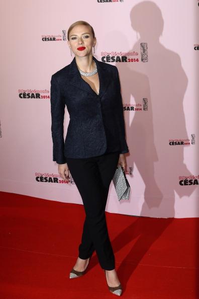 César Awards「Red Carpet Arrivals - Cesar Film Awards 2014」:写真・画像(18)[壁紙.com]