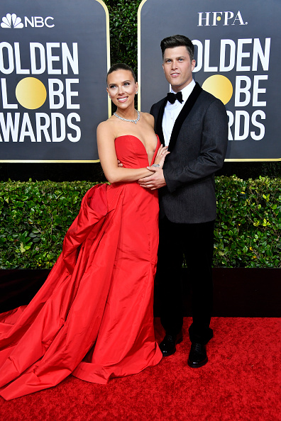 Collar「77th Annual Golden Globe Awards - Arrivals」:写真・画像(10)[壁紙.com]