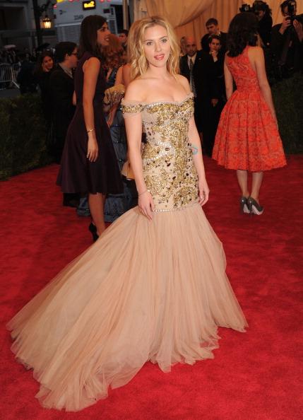 """Evening Gown「""""Schiaparelli And Prada: Impossible Conversations"""" Costume Institute Gala」:写真・画像(19)[壁紙.com]"""