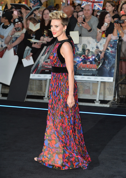 "Avengers Age of Ultron「""The Avengers: Age Of Ultron"" - European Premiere - Red Carpet Arrivals」:写真・画像(2)[壁紙.com]"