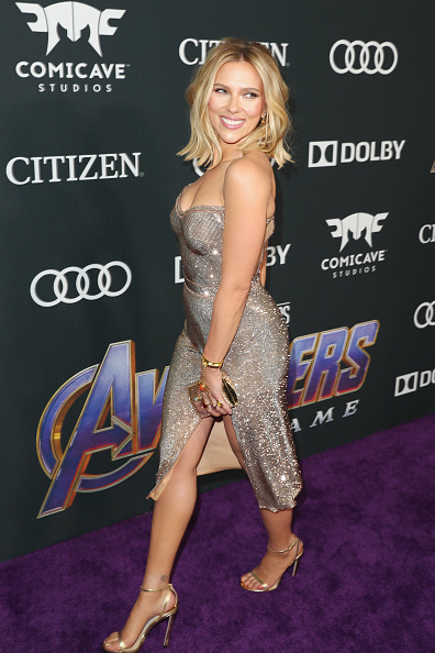 "Joe Scarnici「Audi Arrives At The World Premiere Of ""Avengers: Endgame""」:写真・画像(3)[壁紙.com]"