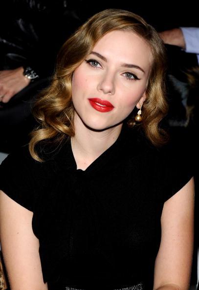 Eyeliner「Scarlett Johansson Attends 'Mango New Collection Launch Party' in Madrid」:写真・画像(15)[壁紙.com]