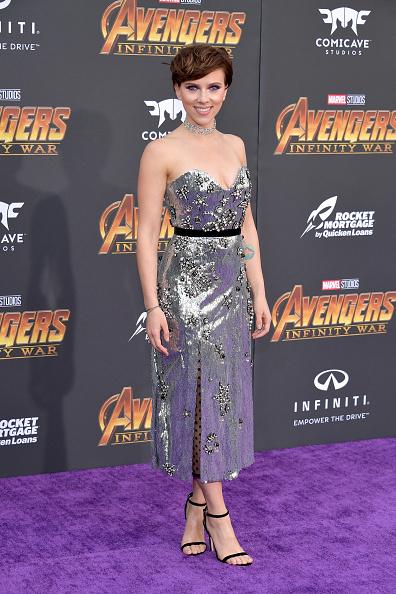 "Disney「Premiere Of Disney And Marvel's ""Avengers: Infinity War"" - Arrivals」:写真・画像(16)[壁紙.com]"