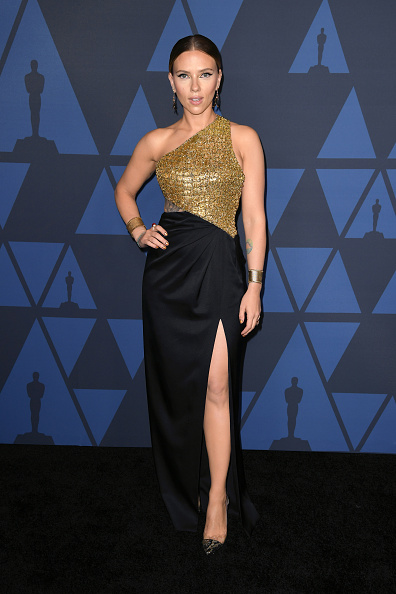 Scarlett Johansson「Academy Of Motion Picture Arts And Sciences' 11th Annual Governors Awards - Arrivals」:写真・画像(12)[壁紙.com]
