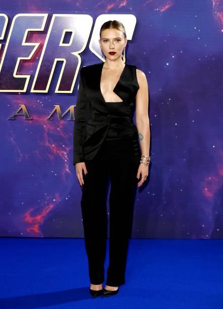 """""""Avengers Endgame"""" UK Fan Event - Arrivals:ニュース(壁紙.com)"""