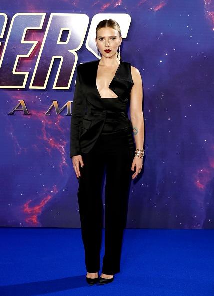 "Black Color「""Avengers Endgame"" UK Fan Event - Arrivals」:写真・画像(13)[壁紙.com]"