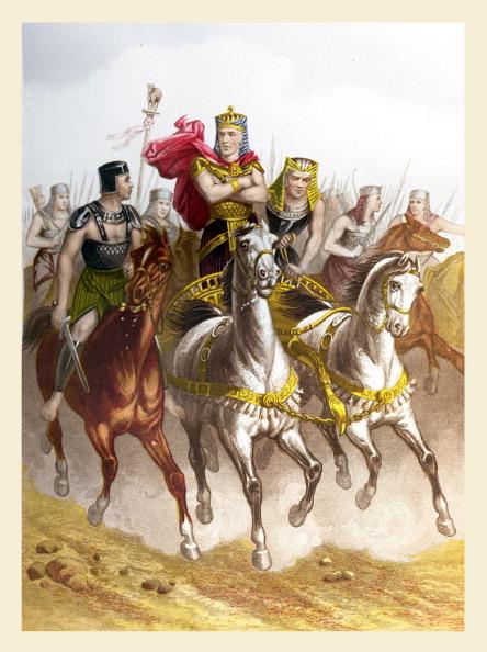 Israelite「Pharaoh in pursuit of the Israelites - Bible」:写真・画像(0)[壁紙.com]