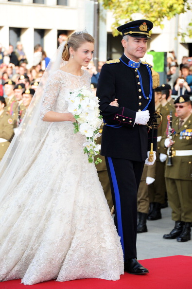 黒「The Wedding Of Prince Guillaume Of Luxembourg & Stephanie de Lannoy - Official Ceremony」:写真・画像(18)[壁紙.com]
