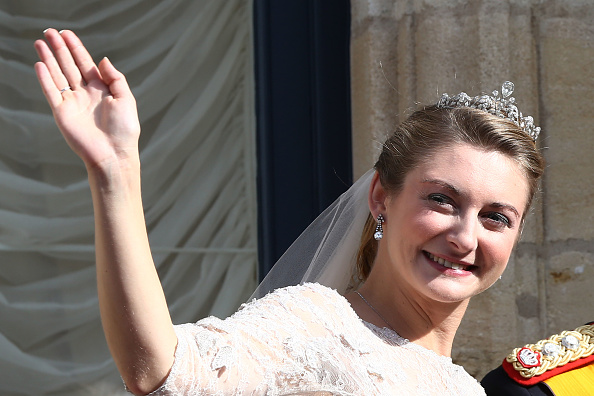 Architectural Feature「The Wedding Of Prince Guillaume Of Luxembourg & Stephanie de Lannoy - Official Ceremony」:写真・画像(5)[壁紙.com]